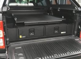 Gearmate 226MM Twin Drawer & Infill Pods & Gearslide top