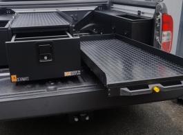 Split System | Half Drawer & Narrow Slide & Infill Pods