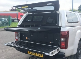 300MM Twin Drawers & Infill pods & Locking pods