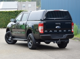 Ford Ranger with Force Pro+ Hardtop