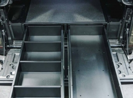 226MM Double Drawer & Infill pods