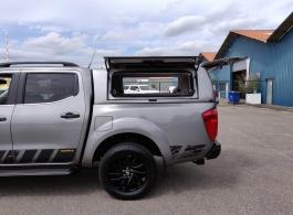 Nissan Navara with Force Pro+ hardtop