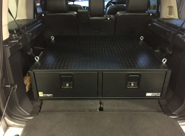 Discovery 4 with SUV Double Drawers