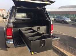 300 MM Twin Drawers & Infill Pods & Tailgate Gap Flap