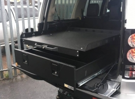 Gearmate Single Drawer and sliding system