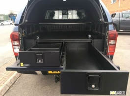 226MM Twin Drawers & Infill pods