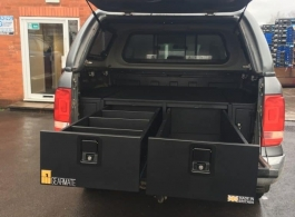 Gearmate 300MM Twin Drawers & Infill Pods
