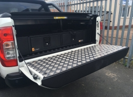 Nissan Navara | 226MM Twin Drawers & Infill Pods & Tailgate Cover
