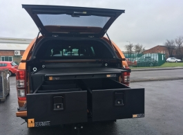 300MM Twin Drawers & Infill Pods & Tailgate Gap Flap & Gearslide top