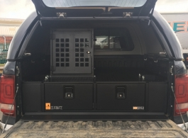 300MM Twin Drawer & Infill Pods & Tailgate Gap Flap & Dog Box
