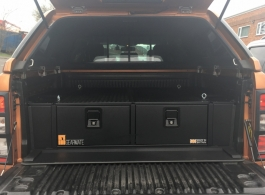 300MM Twin Drawer & Infill Pods & Tailgate Gap Flap