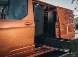 300MM HD Drawer & Bulkhead Drawer, Locker, Rack & Racking