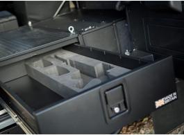 226MM Twin Drawer & Infill Pods & Bespoke Foam Insert