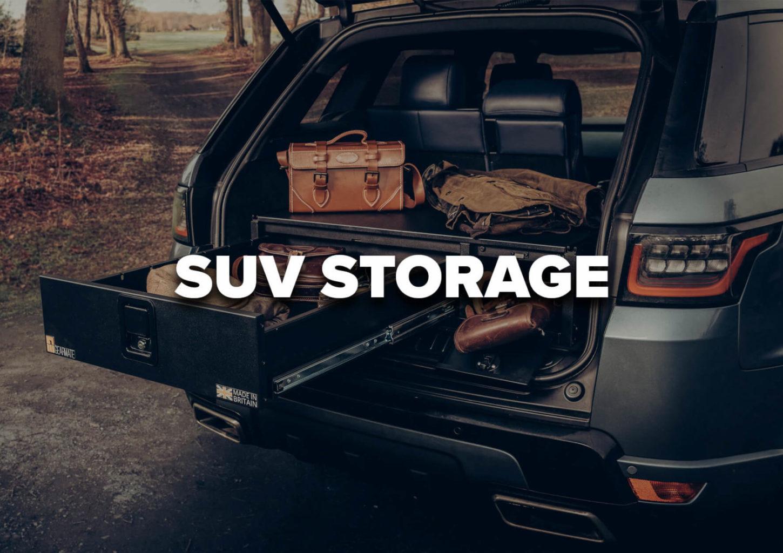 SUV Storage