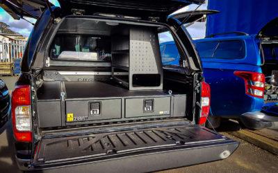 Gearmate and Nissan Navara Accessories