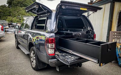 A full range of Ford Ranger Accessories by Gearmate