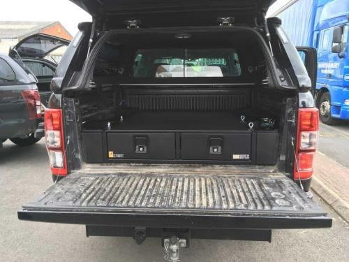 Ford Ranger | 226MM Twin Drawers & Infill pods