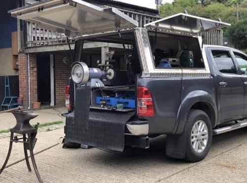 Toyota Hilux | Opus System
