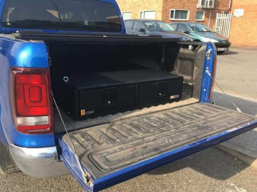 Volkswagen Amarok | 226 MM Twin Drawers