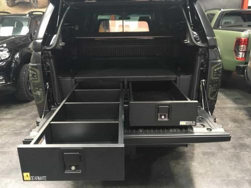 Ford Ranger | 226MM Twin Drawer & Infill Pods