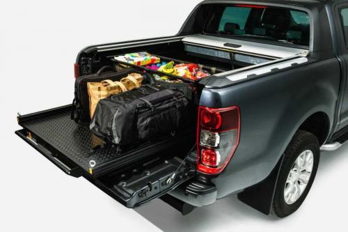 Ford Ranger | Gearslide  & Hammock