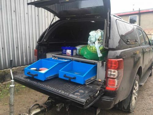 Ford Ranger | Opus System & Infill pods