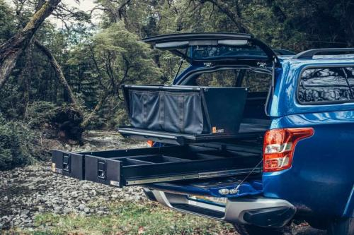 Mitsubishi L200 | 226MM Drawers & Infill pods & Gearslide top & Hammock