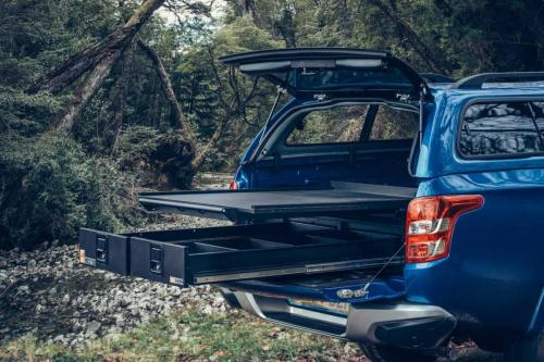 Mitsubishi L200 | 226MM Drawers & Infill pods & Gearslide top