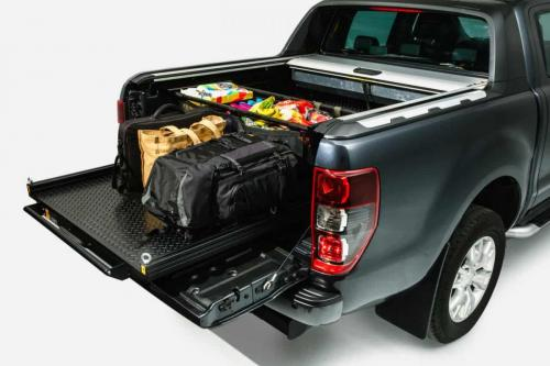 Ford Ranger | Gearslide