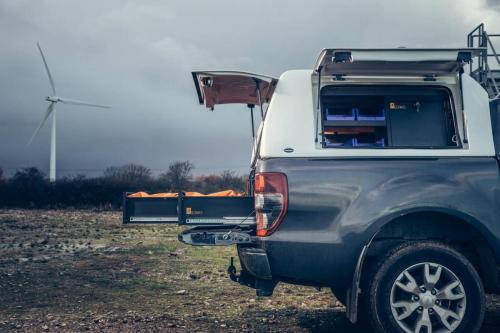 Ford Ranger | 300MM Drawers & Infill pods & Racking