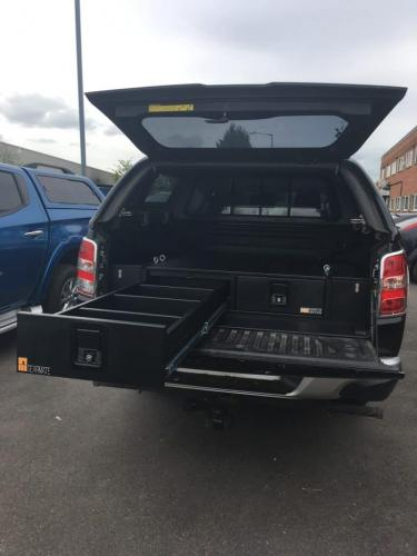 Mitsubishi L200 | 226MM Drawers & Infill pods