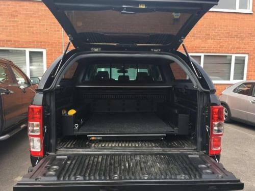 Ford Ranger | Gearslide & Wheel Arch Surrounds