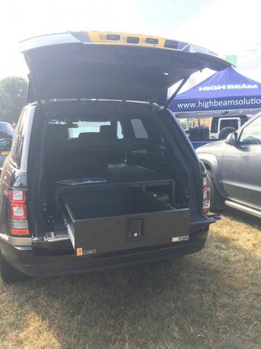 Land Rover Discovery | Single Drawers & Extended Box