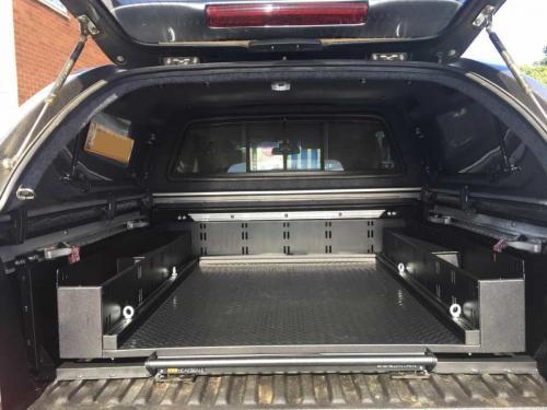 Nissan Navara | Gearslide & Wheel Arch Surrounds