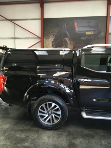 Nissan Navara | Gearmate Gull Wing Hardtop