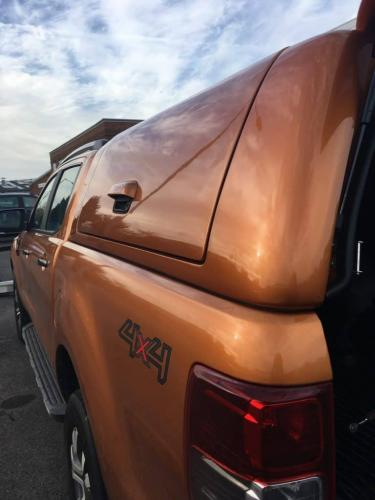 Ford Ranger | Gearmate Gull Wing Hardtop
